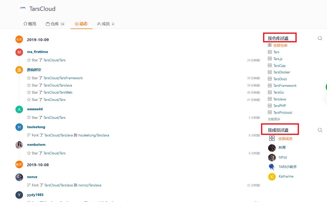 产品更新|码云 Gitee 组织页面全新改版-码云 Gitee 官方博客